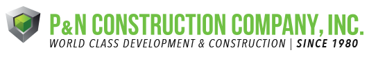 P and N Construction, California Custom Home Builder Logo